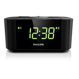 Modinātājpulkstenis ar radio, Philips