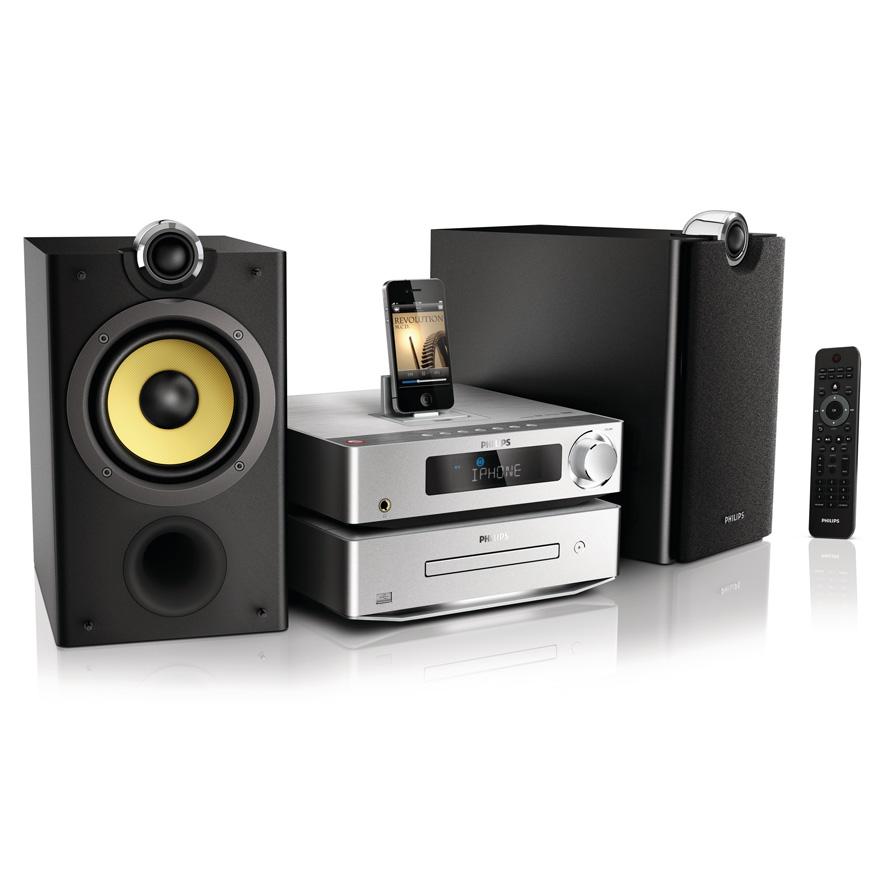 dvd component hi fi system philips dcd8000 12. Black Bedroom Furniture Sets. Home Design Ideas