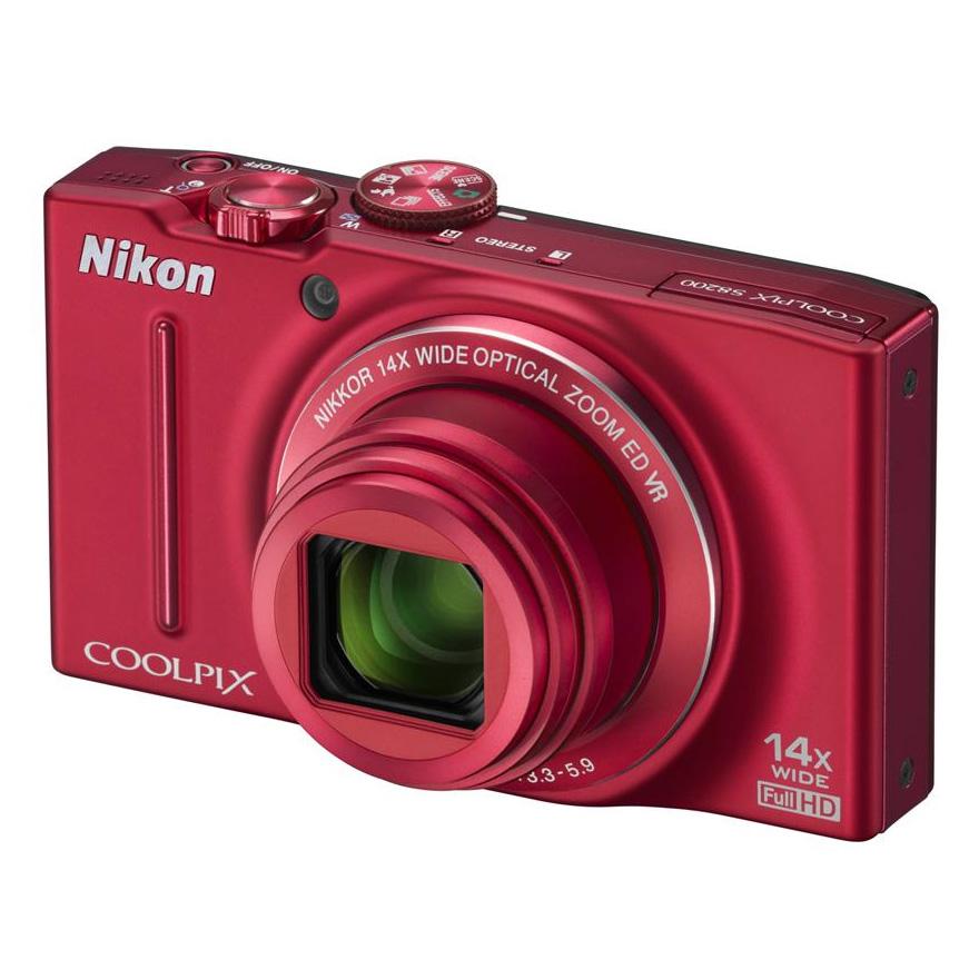Nikon s8200 coolpix 2
