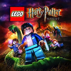 Spēle priekš Nintendo DS LEGO Harry Potter: Years 5-7, 5051895082669  2.90