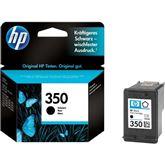 Kārtridžs 350, HP (melns)