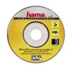 Mini DVD formāta tīrīšanas disks, Hama