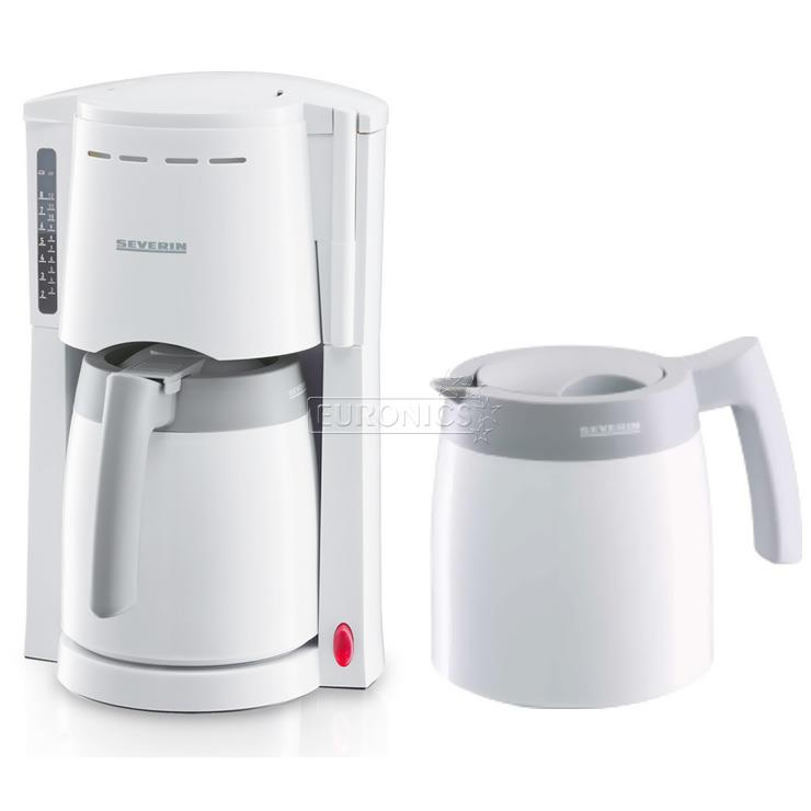 Severin Coffee Maker Replacement Jug : Coffee maker + additional jug, Severin, KA9231