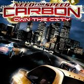 PlayStation Portable spēle Need for Speed Carbon: Own the City