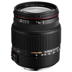 Ojektīvs Nikon fotoaparātiem, Sigma