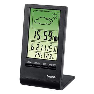 Termometrs Hama TH-100,black