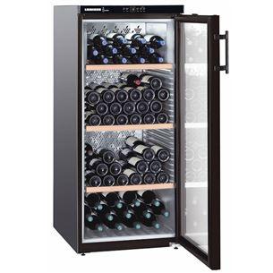 Vīna skapis Vinothek, Liebherr / ietilpība: 164 pudeles