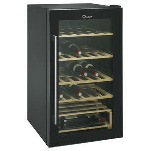 Vīna skapis, Candy / ietilpība: 40 gab 0,75 l pudeles