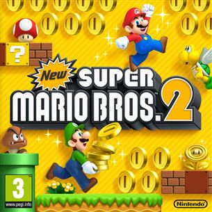 Spēle priekš Nintendo 3DS, New Super Mario Bros. 2