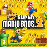 Nintendo 3DS spēle New Super Mario Bros. 2