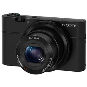 Digitālā fotokamera RX100, Sony