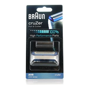 Replacement Foil and Cutter 20S Cruzer, Braun 20S