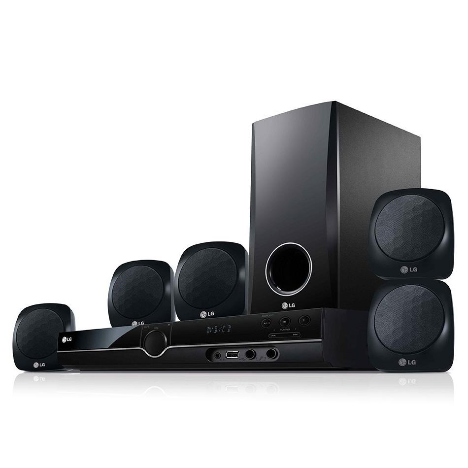 5 1 dvd home cinema system lg dh3120s. Black Bedroom Furniture Sets. Home Design Ideas