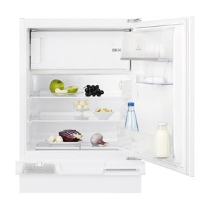 Iebūvējamais ledusskapis, Elecrolux / augstums: 81.5 cm