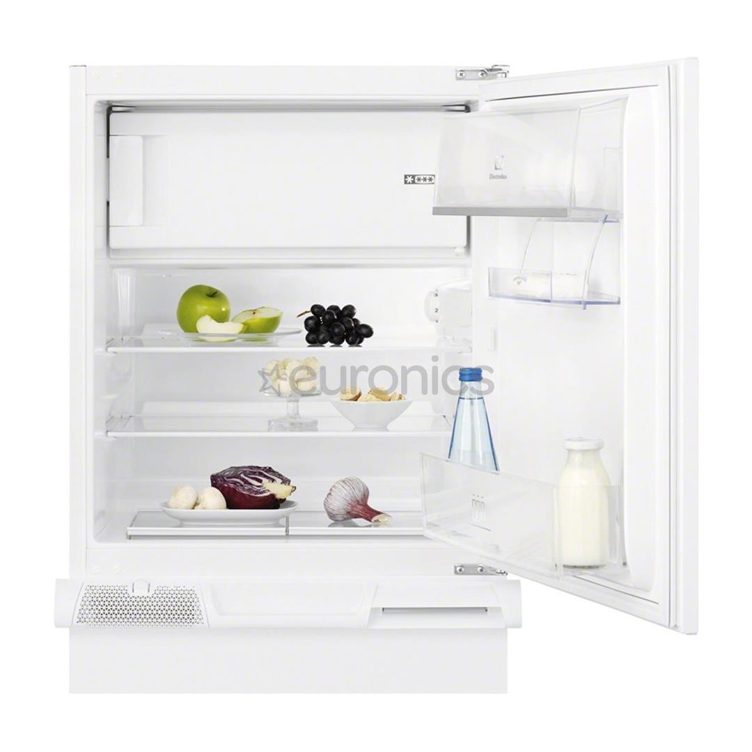 Встроенный холодильник под столешницу схема встраивания