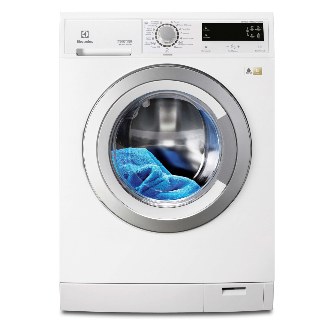 Washer dryer electrolux 1600 rpm eww1697mdw Electrolux washer and dryer