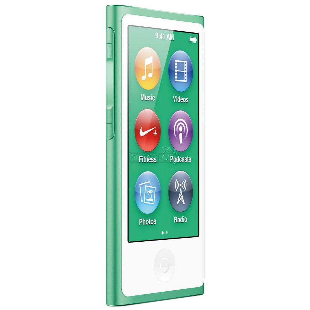 ipod nano 16 gb apple 7th generation md478qb a. Black Bedroom Furniture Sets. Home Design Ideas
