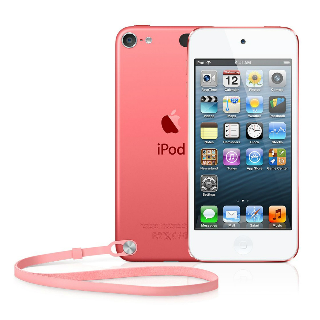 Apple iPod Touch 5th Generation 32GB MP3 Player Pink Ships ...