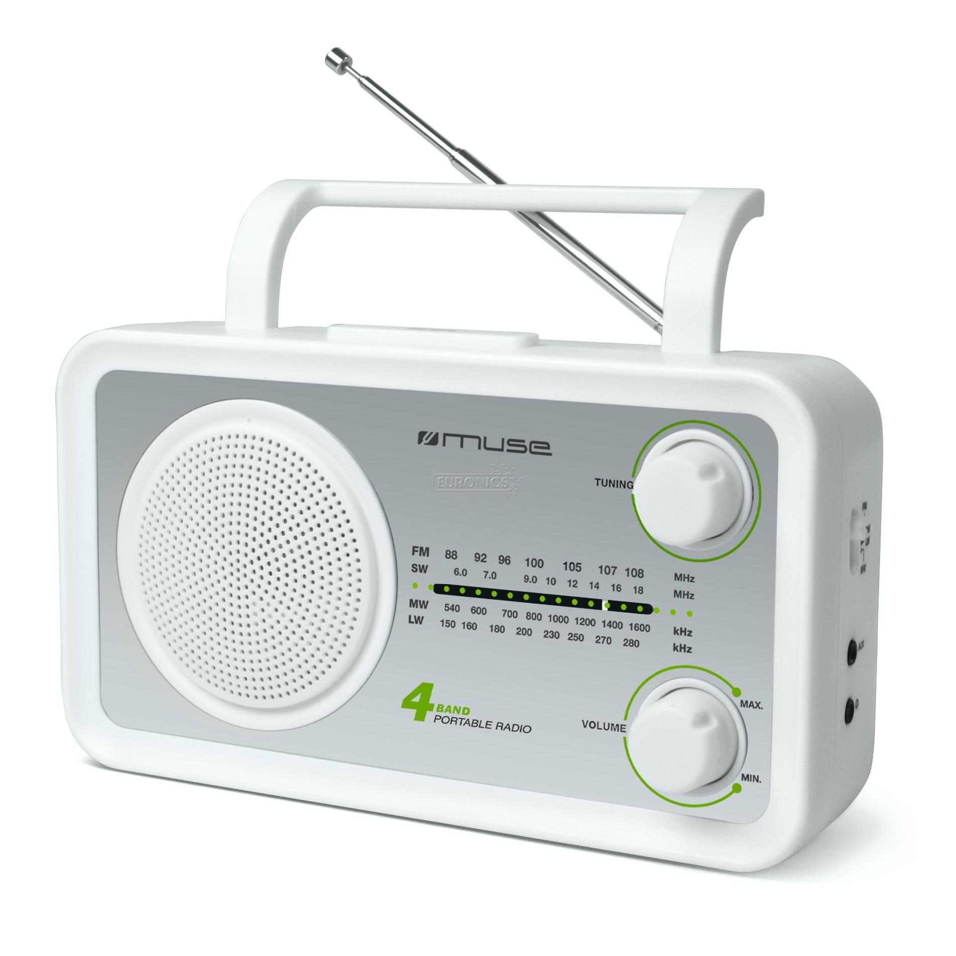 Portable radio M-05SW, Muse, M-05SW
