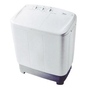 Pusautomātiskā veļas mazgājamā mašīna, Midea / ietilpība 6.5kg