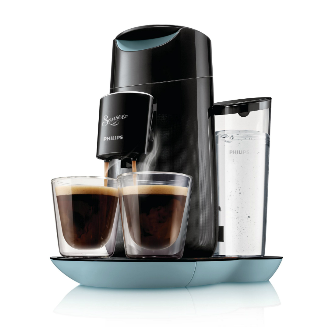 coffee machine senseo twist philips hd7870 60. Black Bedroom Furniture Sets. Home Design Ideas