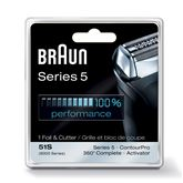 Replacement Foil and Cutter Braun Series 5