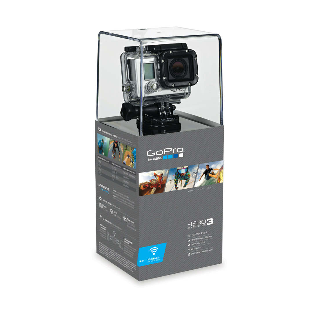 how to change password on gopro hero 3