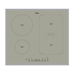 Iebūvējama indukcijas plīts virsma, Whirlpool / platums: 58cm