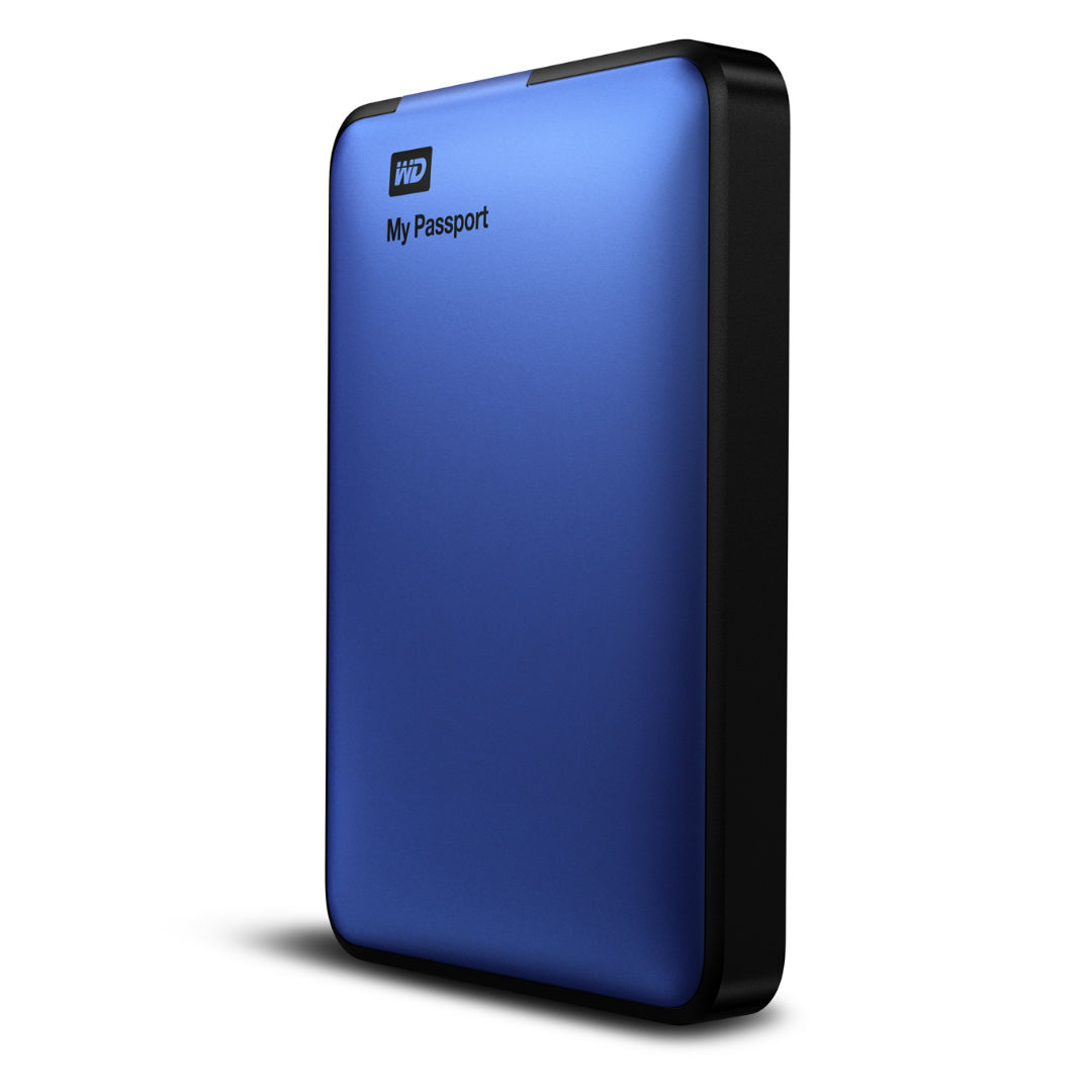 External hard drive My Passport (500 GB), Western Digital ...