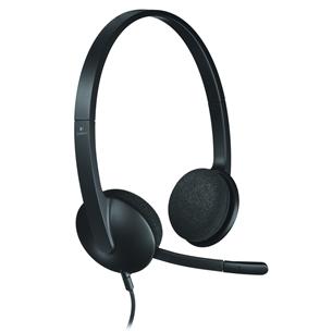 Headset Logitech H340 981-000475