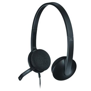 Headset Logitech H340