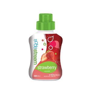 Sīrups Strawberry 500ml, SodaSteram