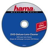 Чистящий диск для DVD - плейера, Deluxe, Hama