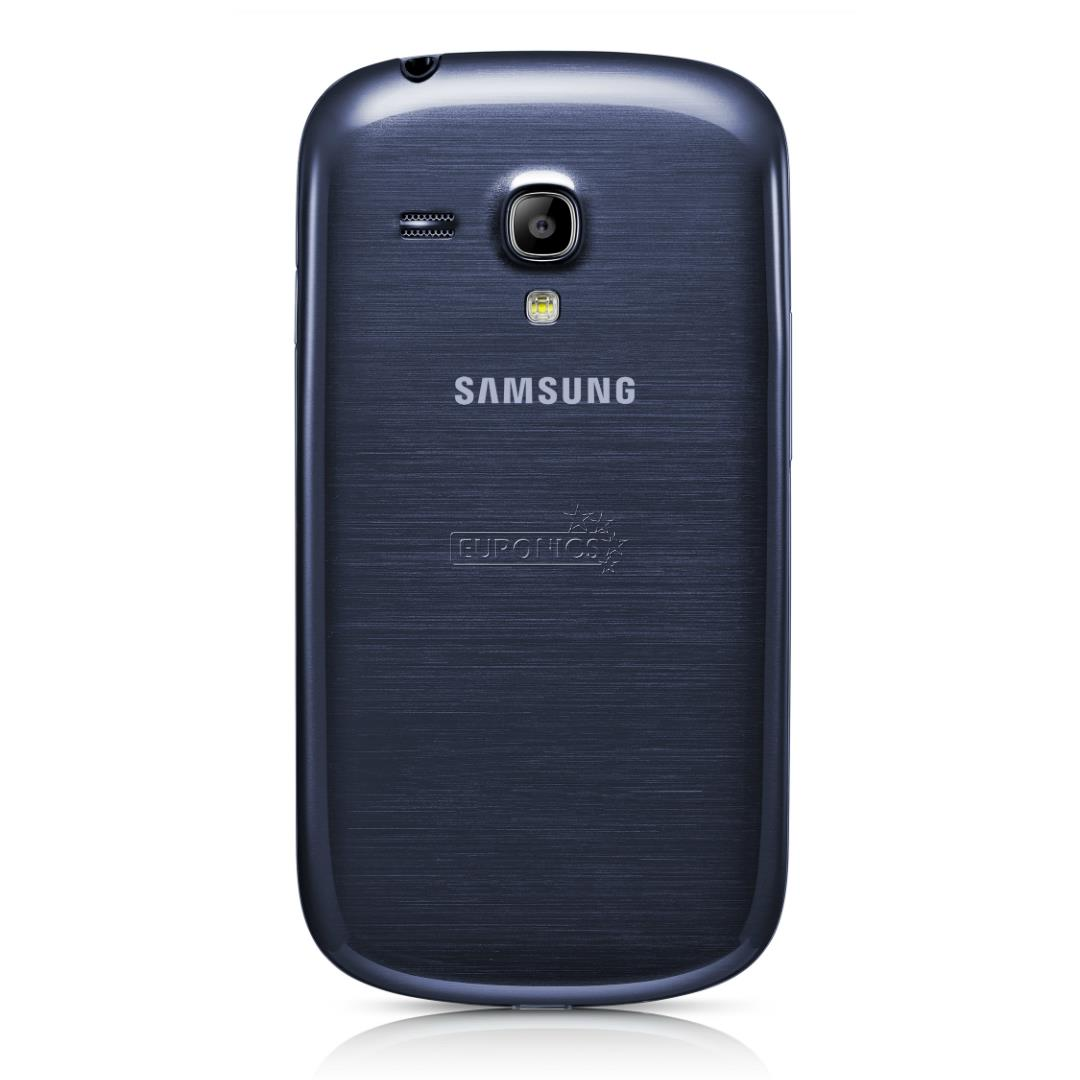 smartphone galaxy s iii mini samsung 8 gb gt i8190blue. Black Bedroom Furniture Sets. Home Design Ideas