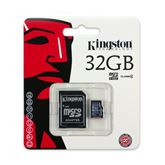 Atmiņas karte 32GB SDHC Class4, Kingston