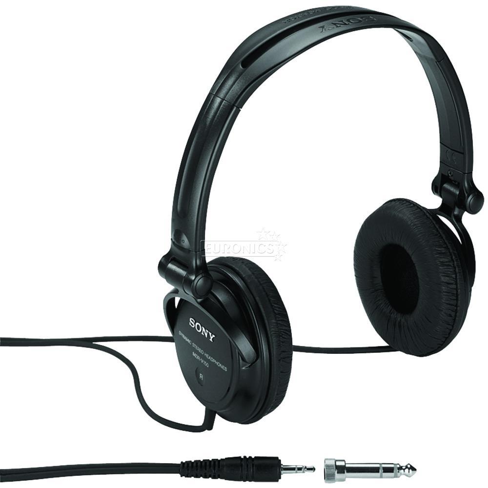 studio monitor series headphones sony mdrv150. Black Bedroom Furniture Sets. Home Design Ideas