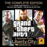 PS3 GTA 4: the Complete Edition