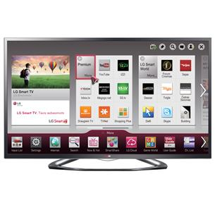 42 Full HD LED ЖК-телевизор, LG / Smart TV