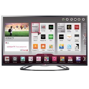 42 Full HD LED ЖК-телевизор, LG / Smart TV