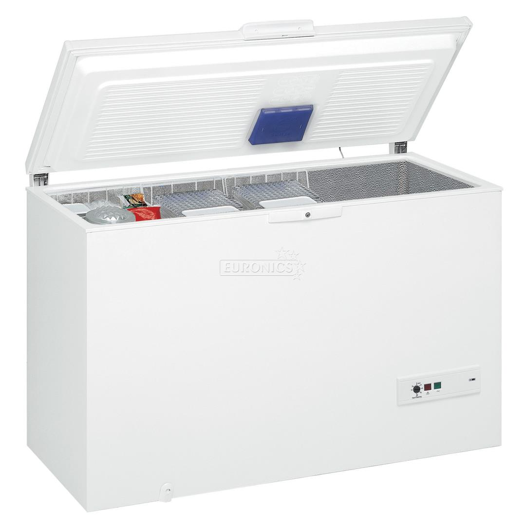 Chest freezer, Whirlpool / capacity: 390 L, WHM3911