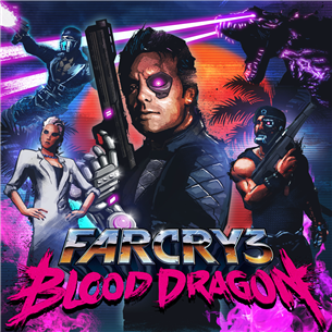 Spēle priekš PC Far Cry 3: Blood Dragon