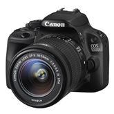 DSLR camera EOS 100D + 18-55 mm lens, Canon