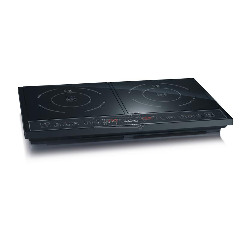 Induction table cooker dk 1030 severin 2 heaters dk1030 for Table induction