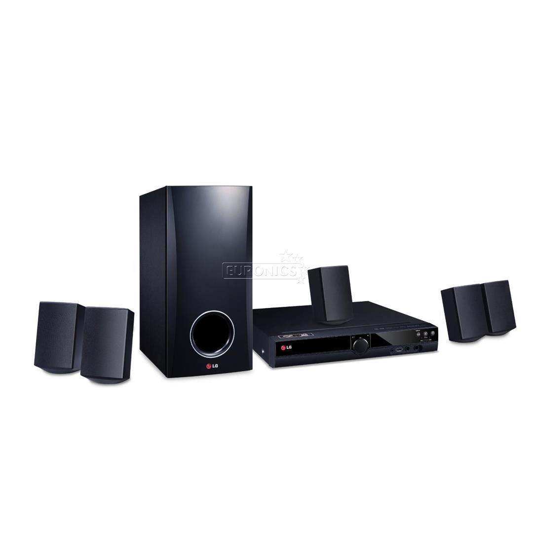 5 1 dvd home cinema system lg dh3130s. Black Bedroom Furniture Sets. Home Design Ideas