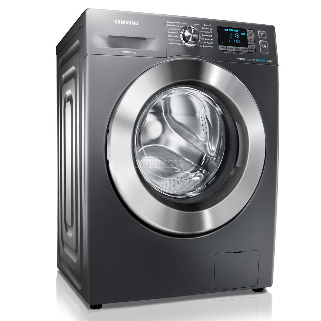 washing machine samsung ecobubble wf70f5e5u4x. Black Bedroom Furniture Sets. Home Design Ideas