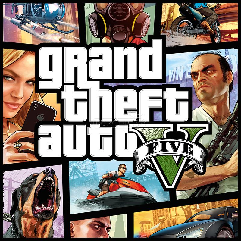 playstation 3 game grand theft auto v 5026555410212