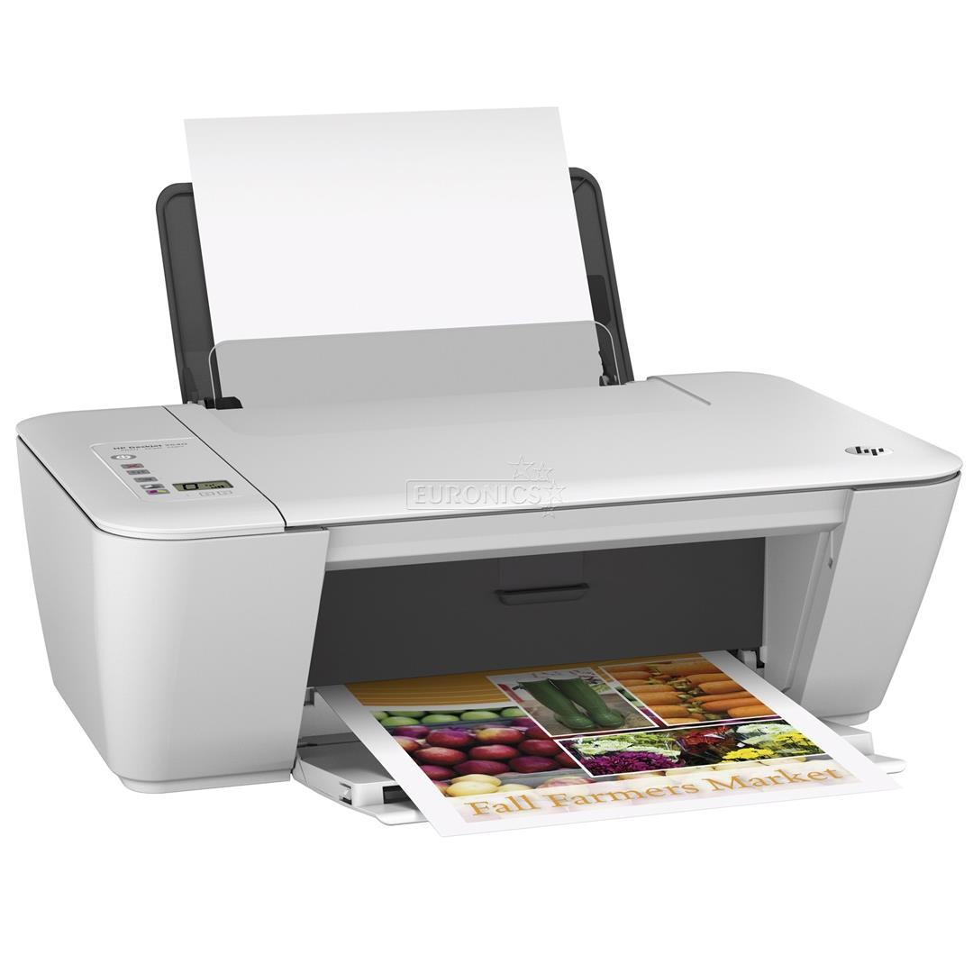 all in one inkjet color printer deskjet 2540 hp a9u22b bhc. Black Bedroom Furniture Sets. Home Design Ideas
