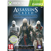 Spēle priekš Xbox 360 Assassin´s Creed Heritage Collection