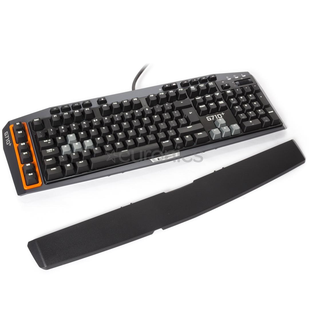 a50a09cdffd Keyboard G710 Plus, Logitech / RUS, 920-005707