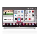 3D 65 Ultra HD 4K LED ЖК-телевизор, LG / Smart TV